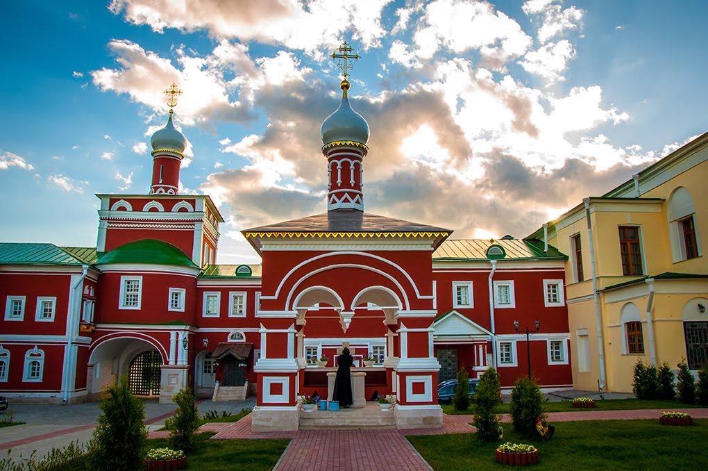 это удивительно, дмитров николо пешношский монастырь фото внешнего вида морского